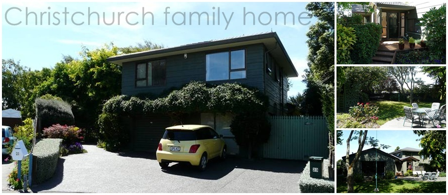 Christchurch family home – Perfect for EQC Repairs